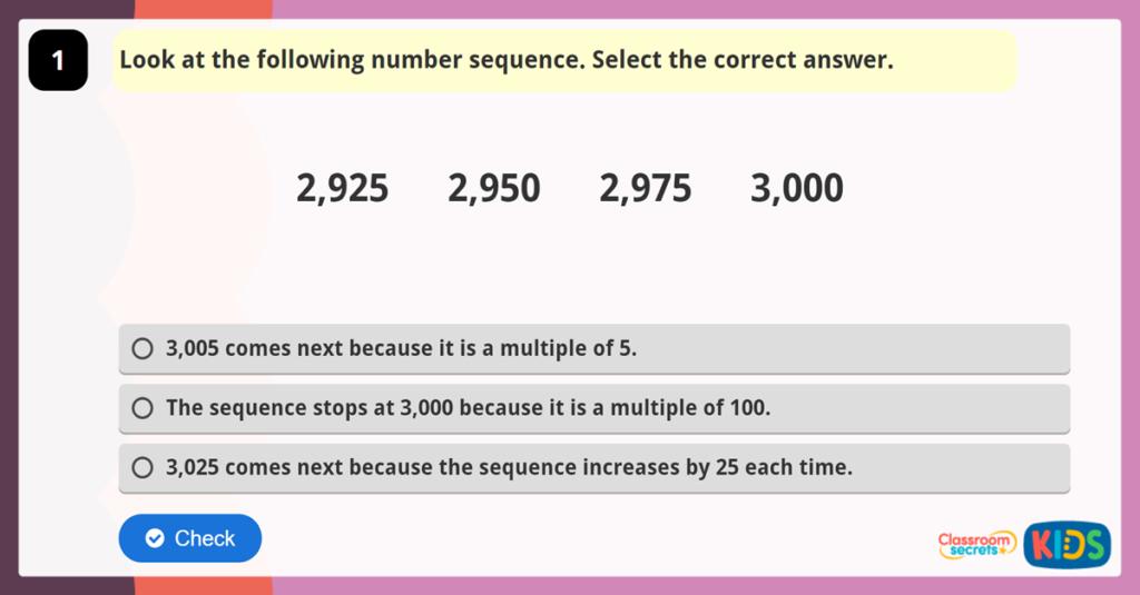 Year 4 Reasoning Test Practice Games