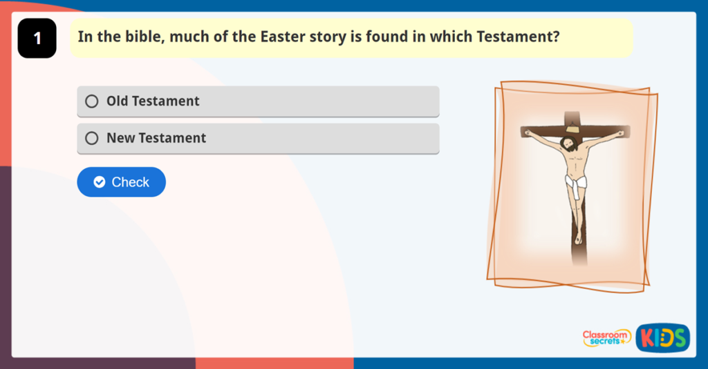 Year 5 Easter Quiz
