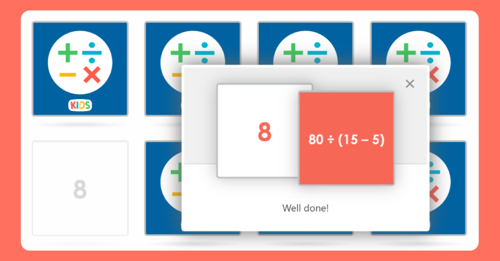 Year 6 Arithmetic Assessment Question Game