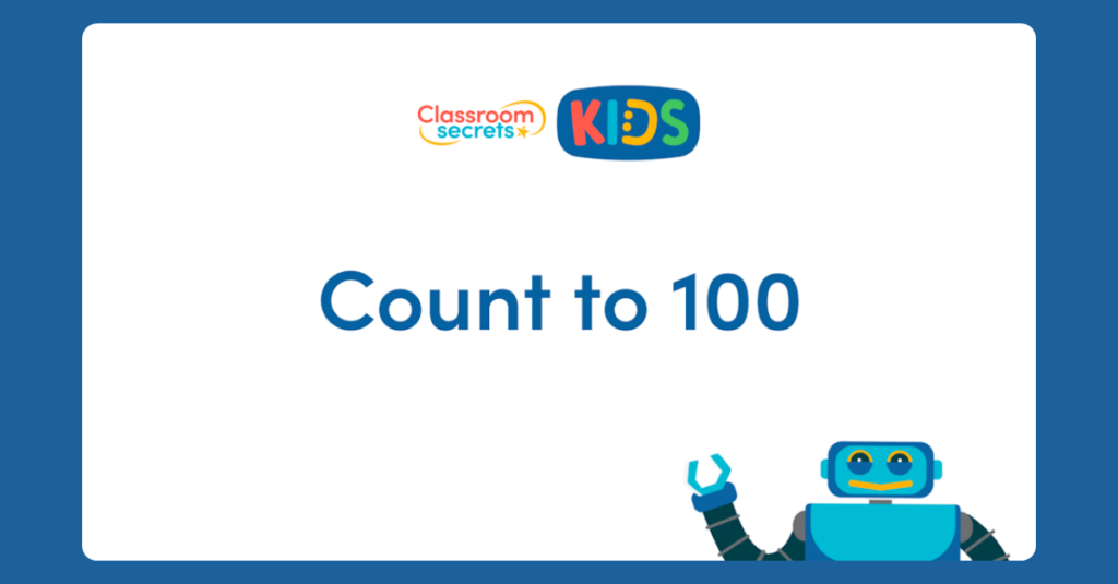 Year 3 Count to 100 Video