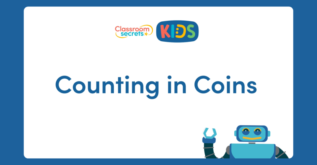Counting in Coins Video