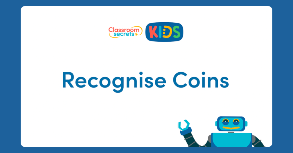 Recognise Coins Video