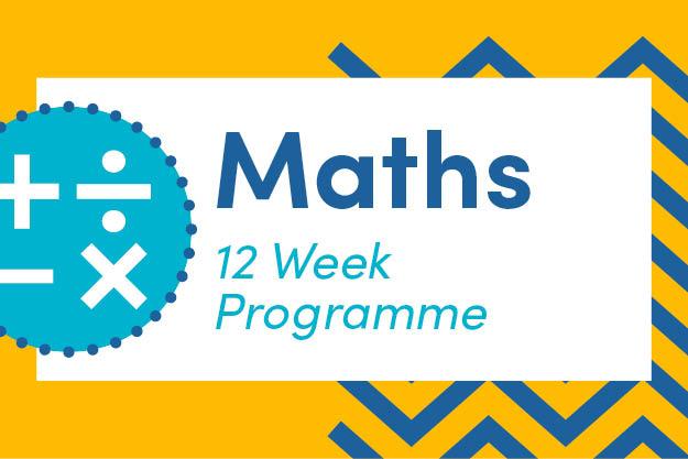 Maths 12 Week Programme