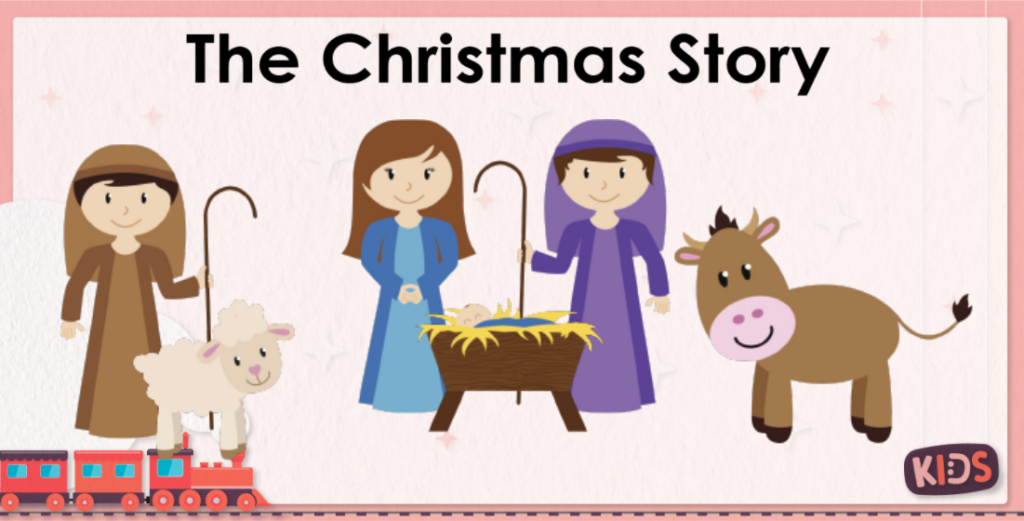 The Christmas Story Nativity