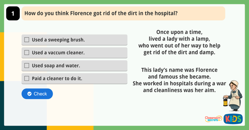 Year 2 Make Inferences