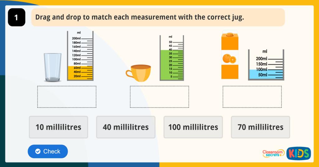 Year 2 Measure Capacity Activities
