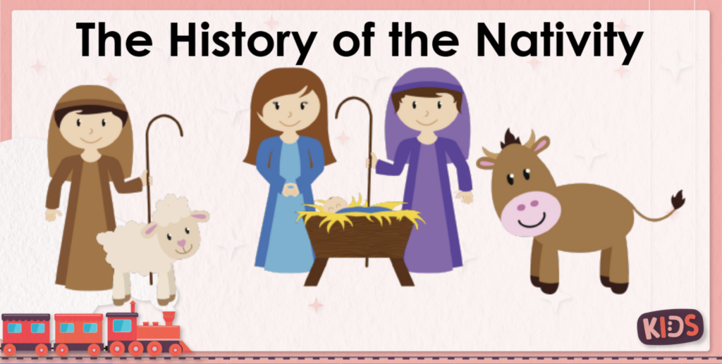 Christmas Nativity Interactive Reading
