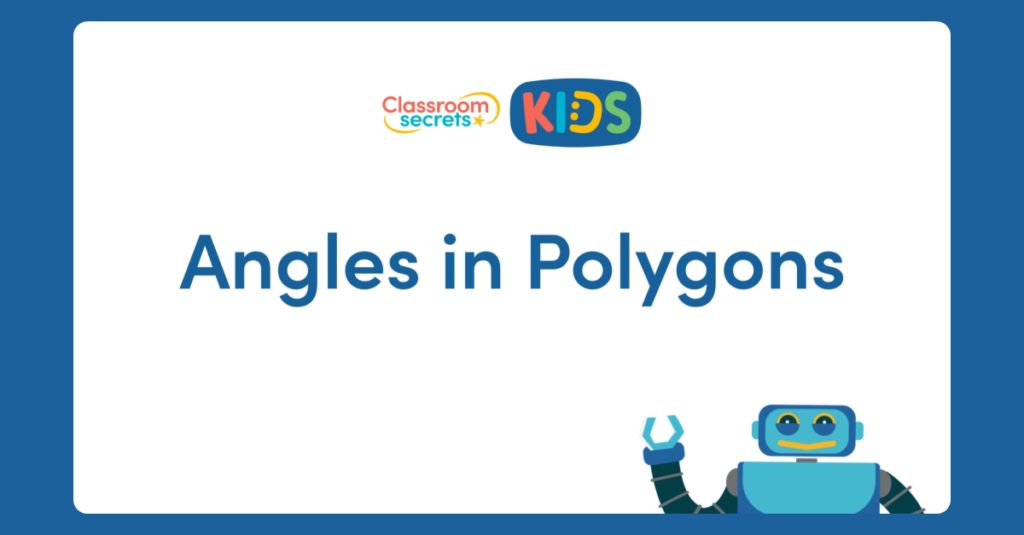Angles in Polygons Video Tutorial