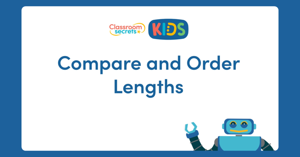 Year 2 Compare and Order Lengths Video