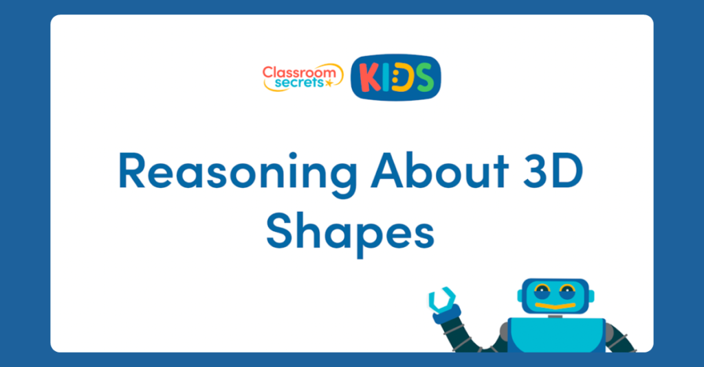 Year 5 3D Shapes and Nets Video
