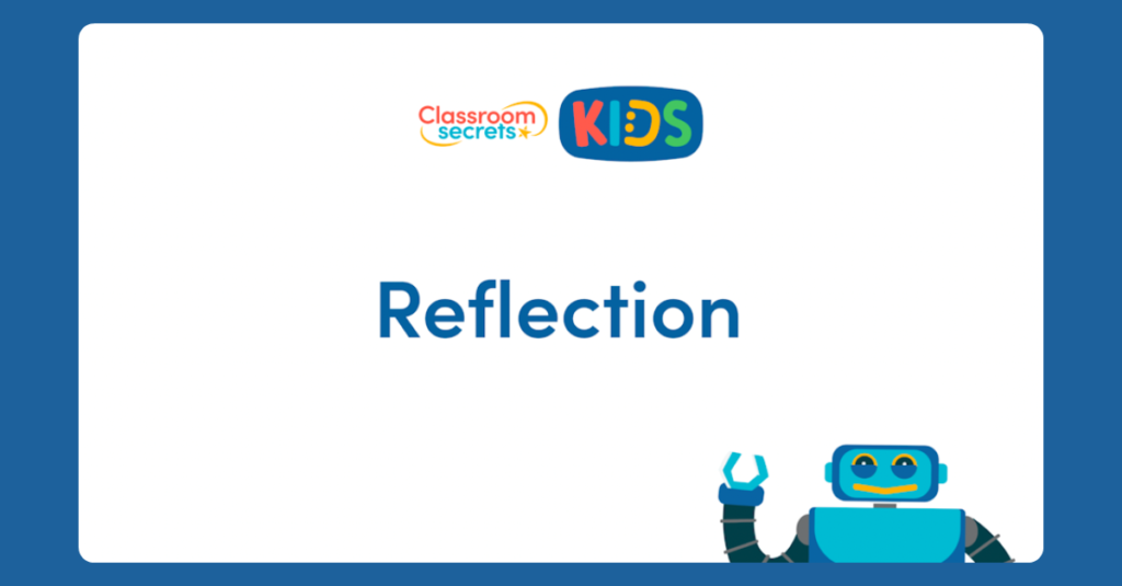 Year 5 Reflection Video