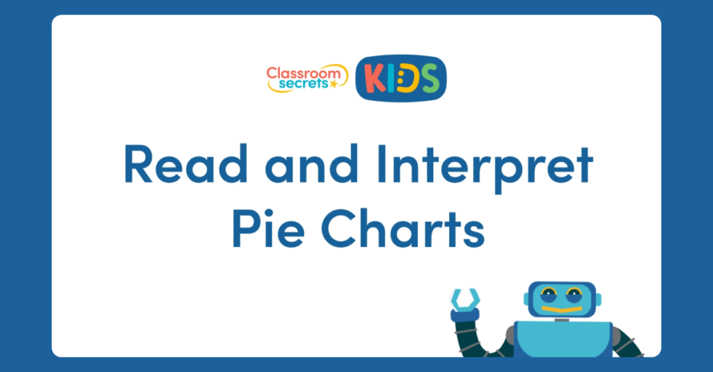 Read and Interpret Pie Charts Video