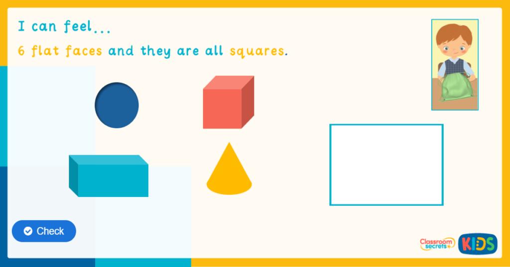 3D shape properties