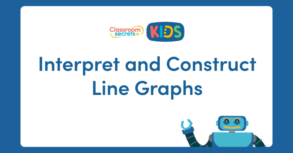 Year 6 Interpret and Construct Line Graphs