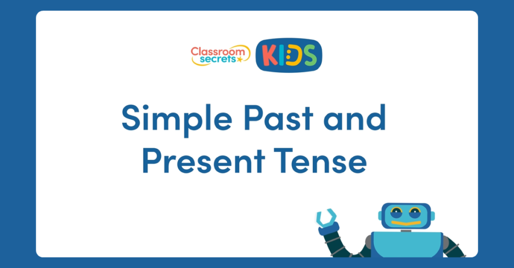 Year 2 Simple Past and Present Tense
