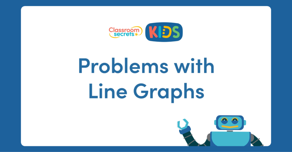Problems with Line Graphs Activity