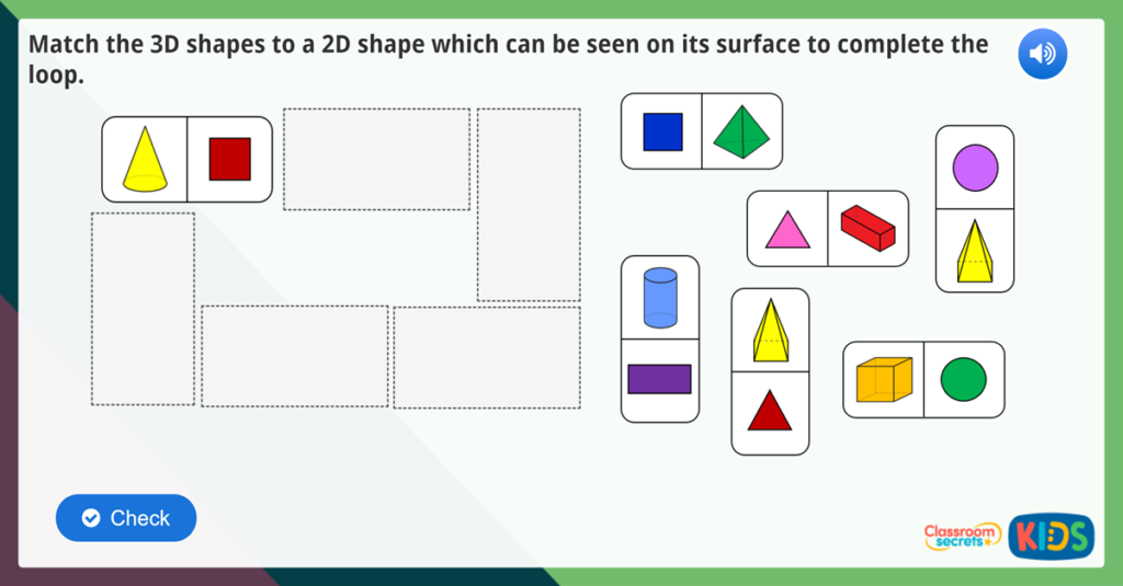 Year 1 2D Shapes Activities