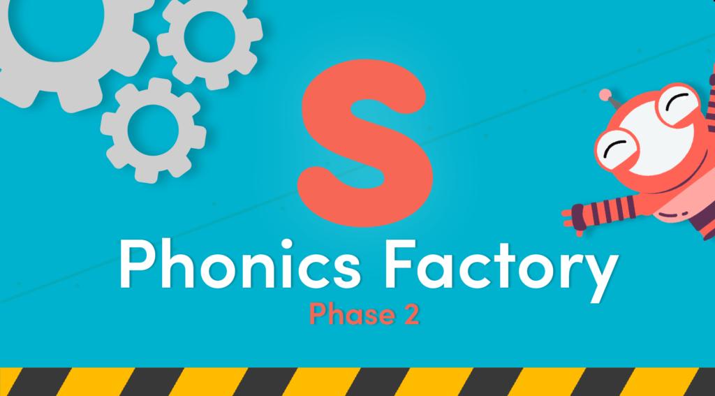 s game phonics