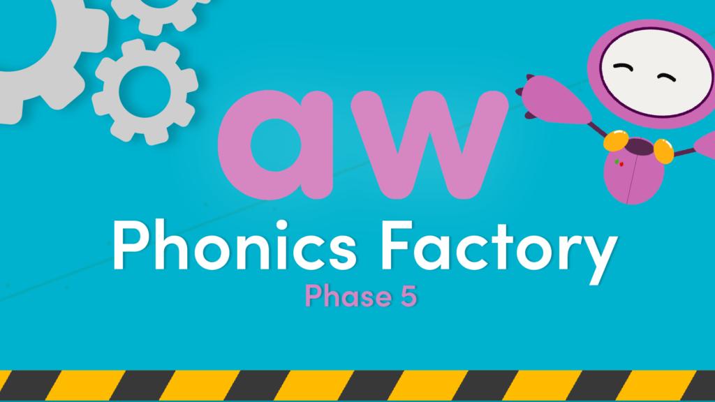 aw sound phase 5