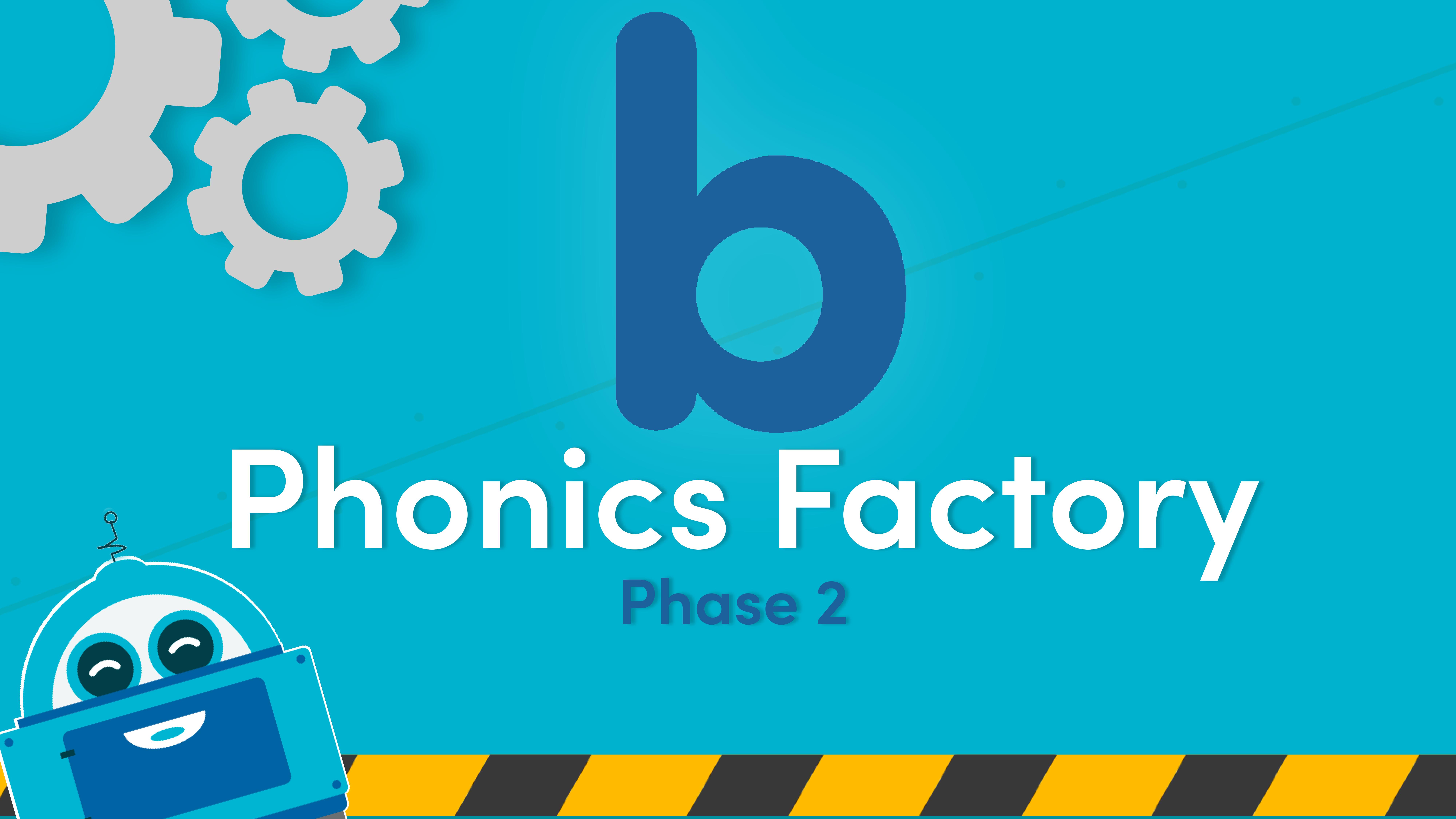 b sound phonics