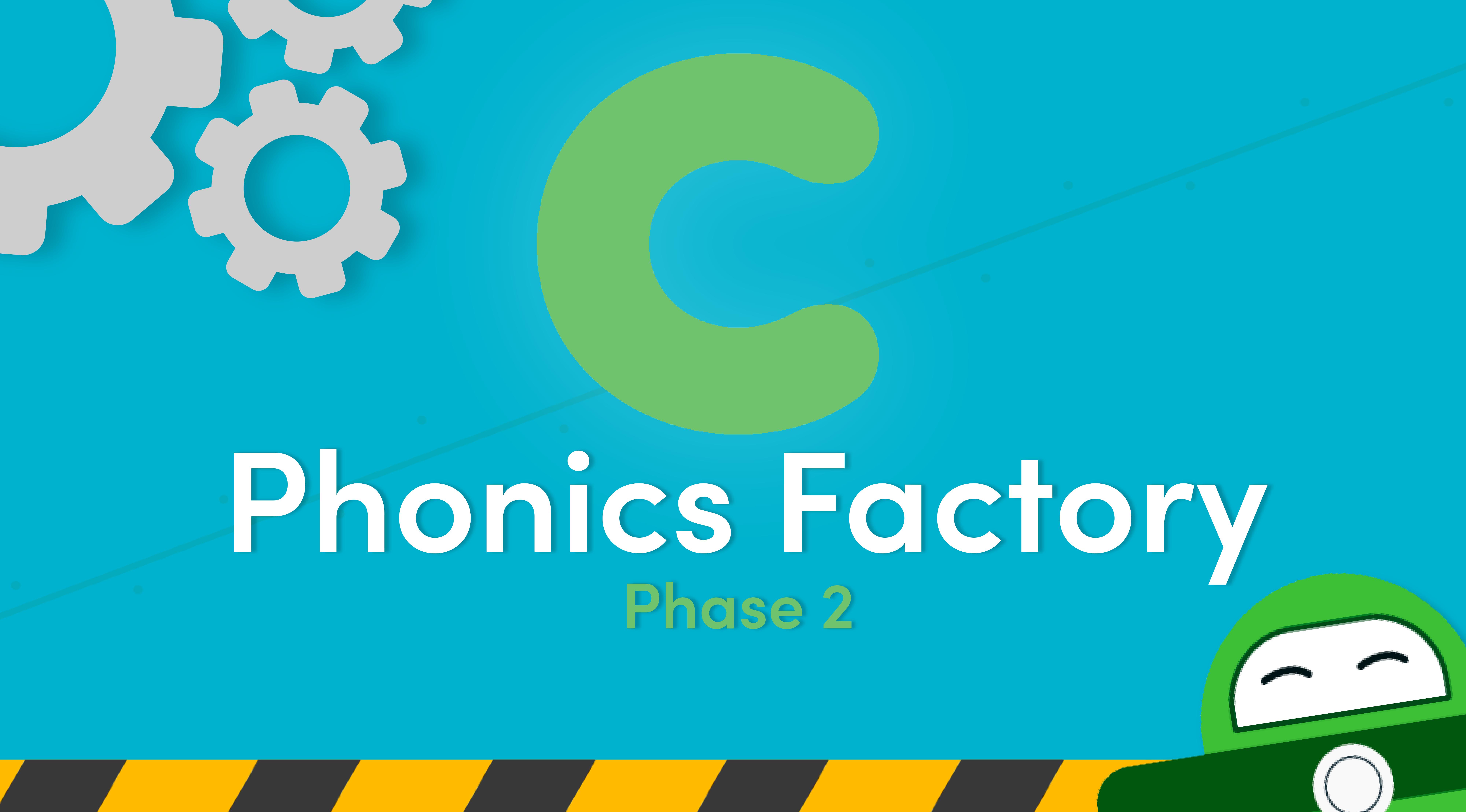 Phonics c initial sound