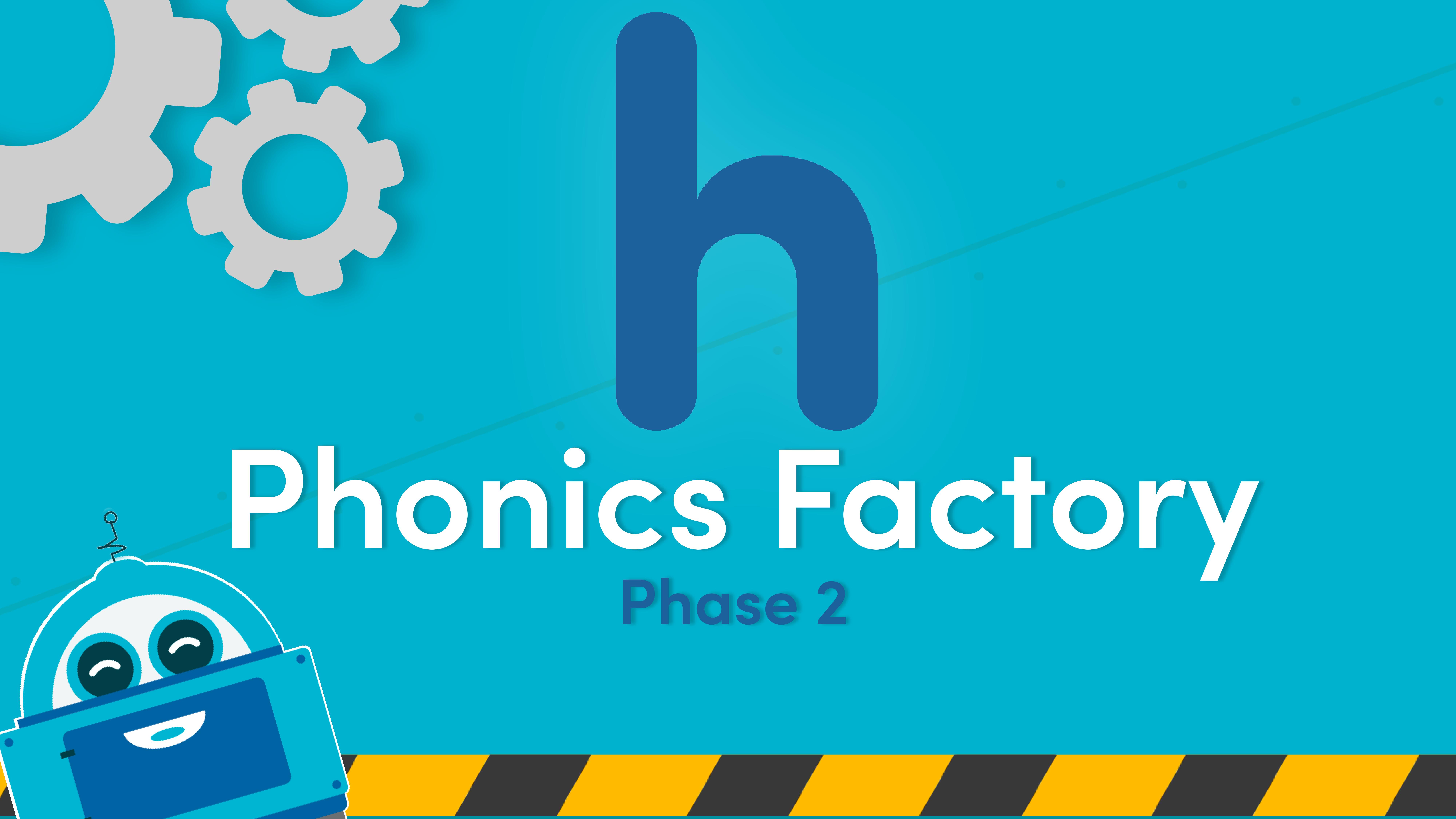 h sound phase 2 phonics