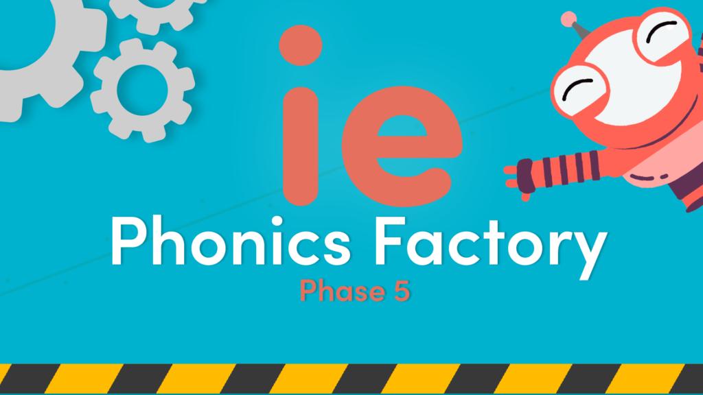 Phase 5 phonics sound video