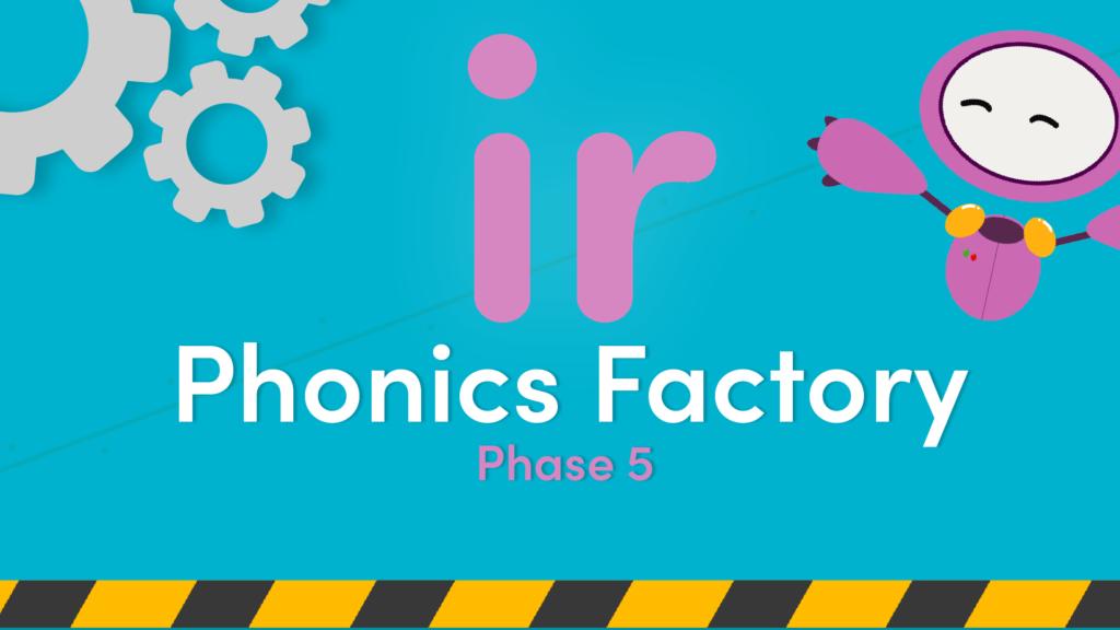 Phase 5 phonics