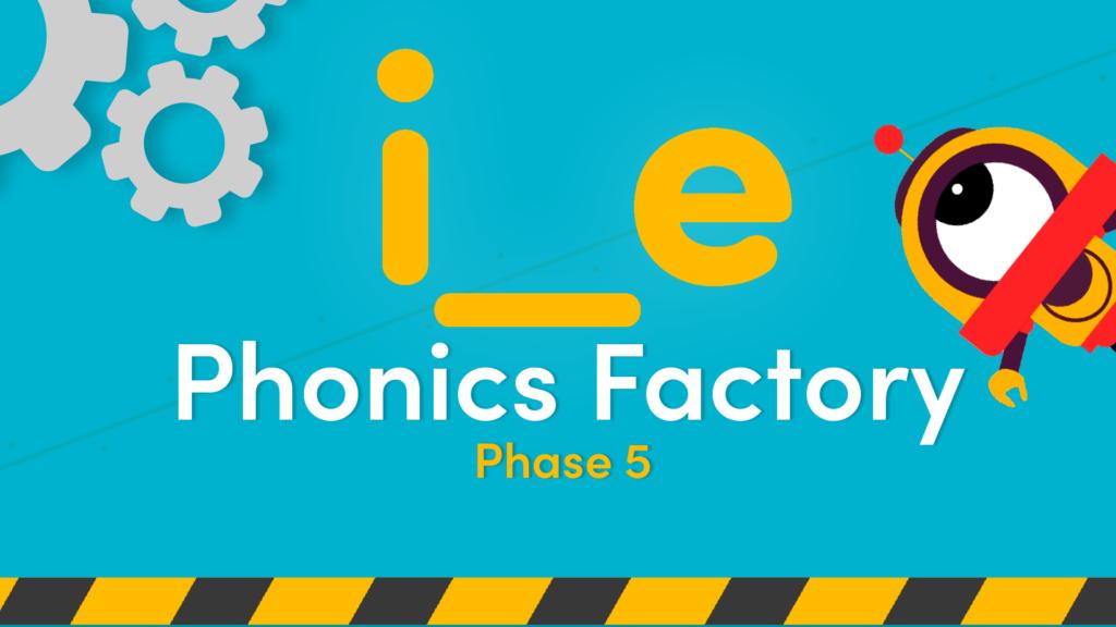 split digraph phonics phase 5