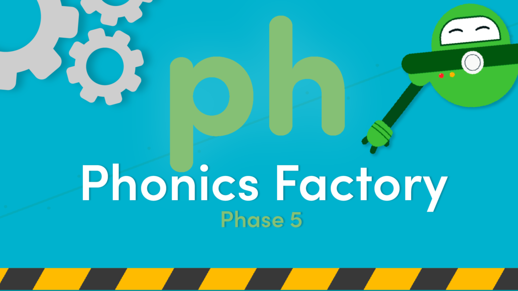 phonics ph sound
