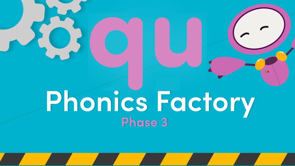 qu phonics game