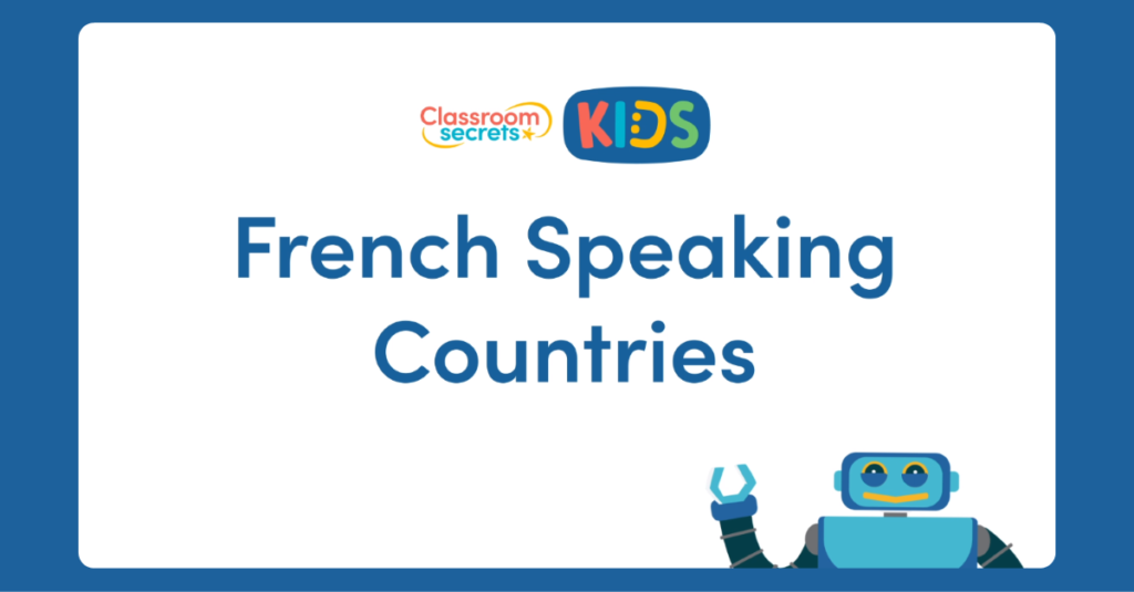 French Speaking Countries Video Tutorial