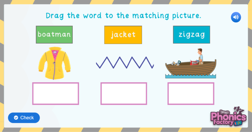 Blending two syllable words
