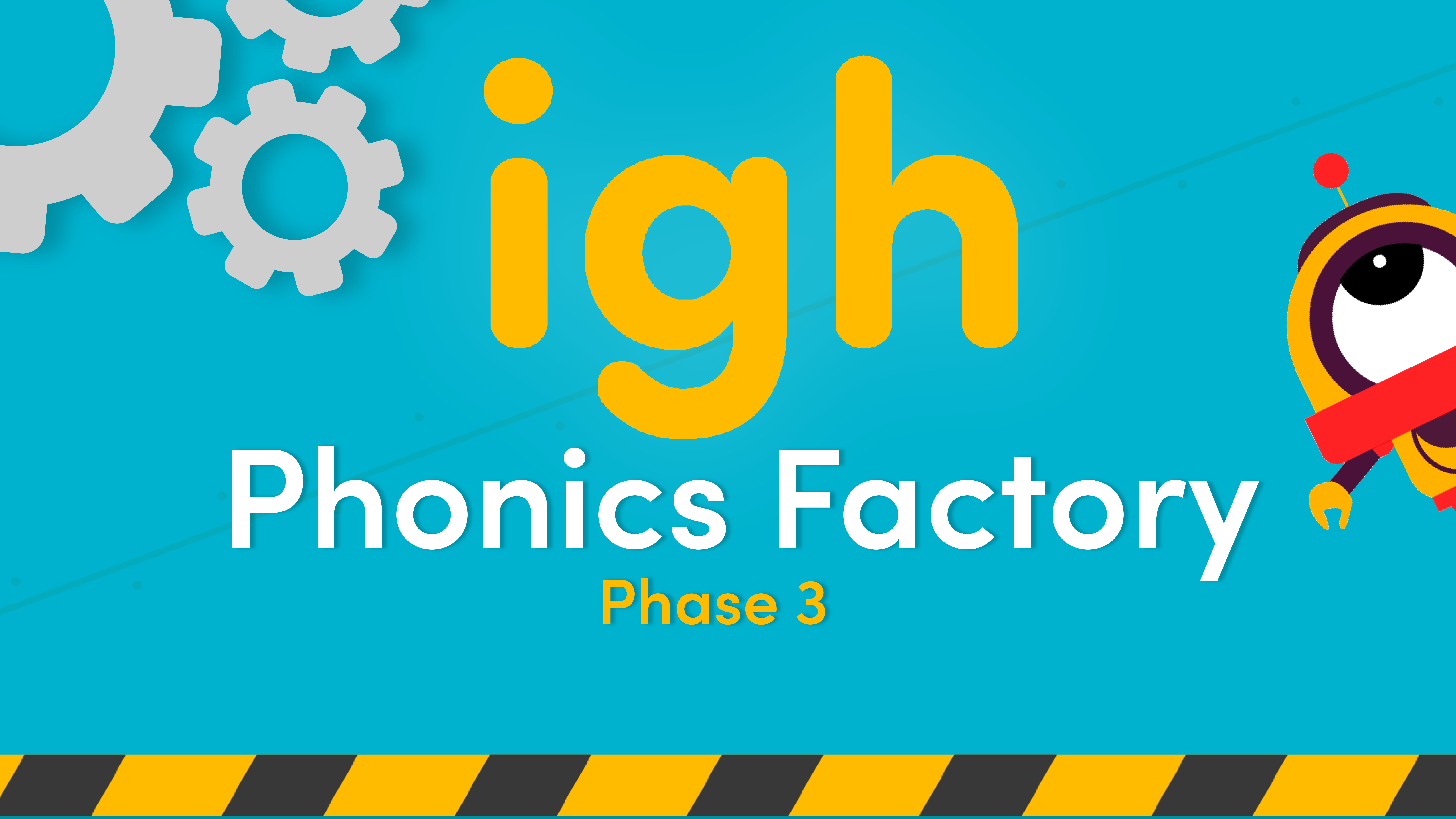 phonics igh sound