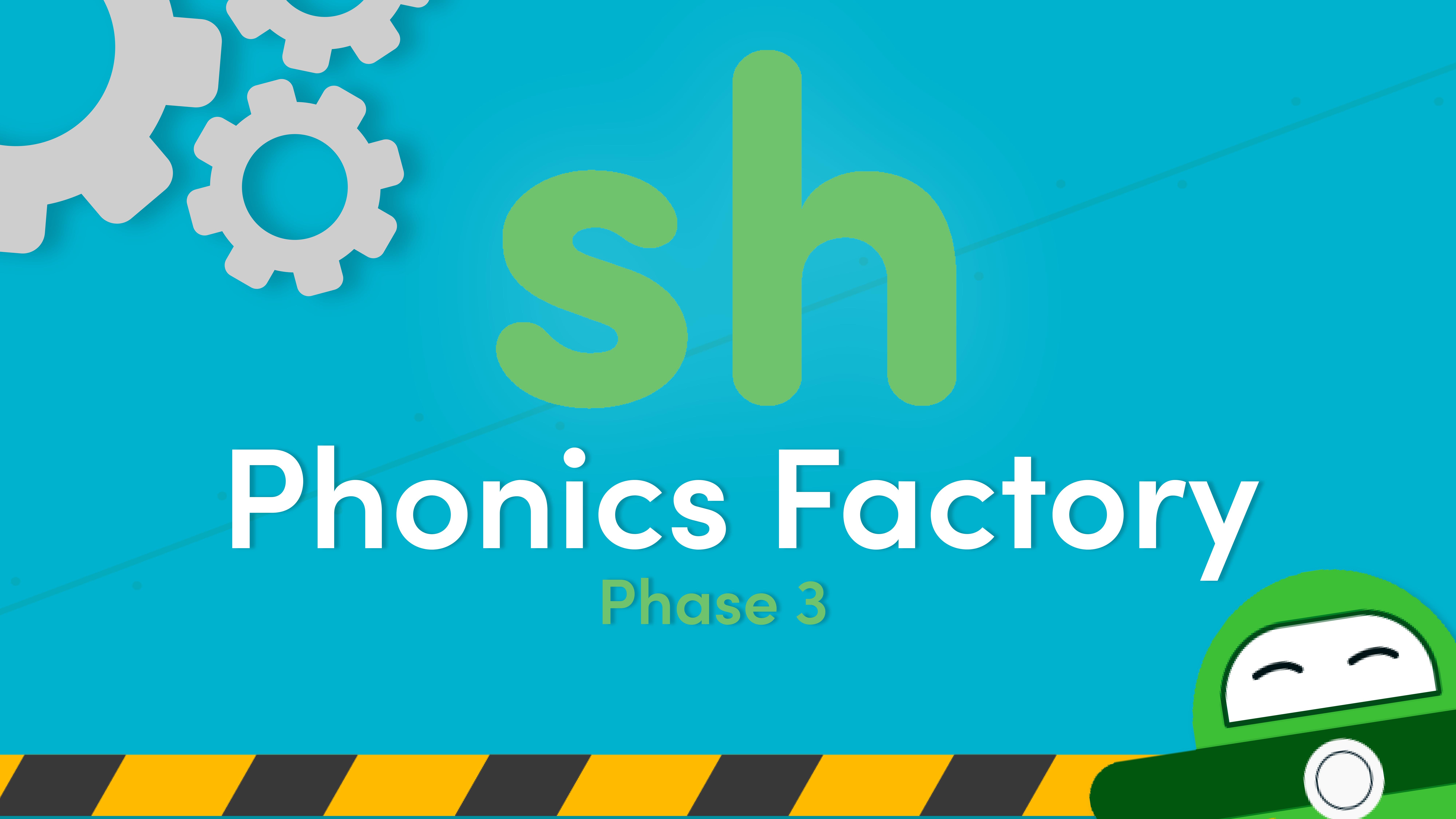 sh sound phase 3