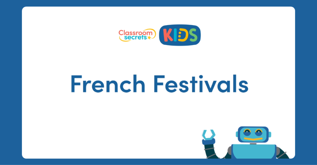 French Culture - Festivals Video Tutorial