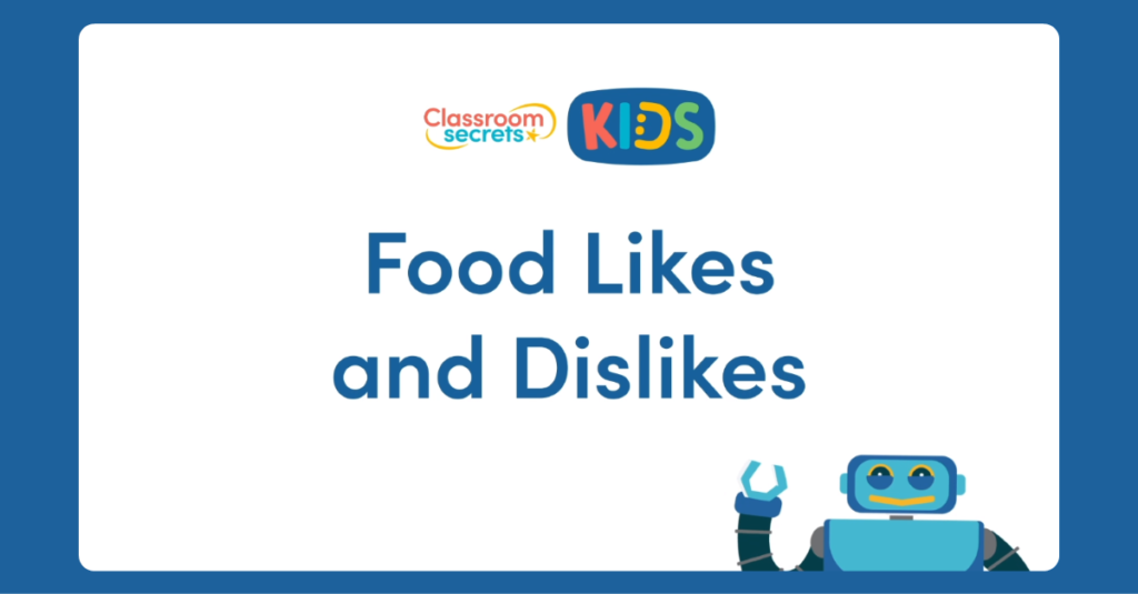 French Food Likes and Dislikes Video Tutorial