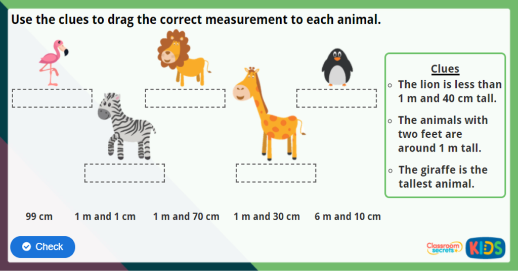 Year 2 Measure Length (m)