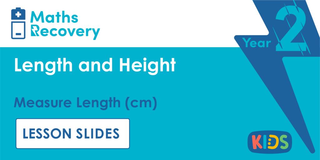Measure Length (cm)