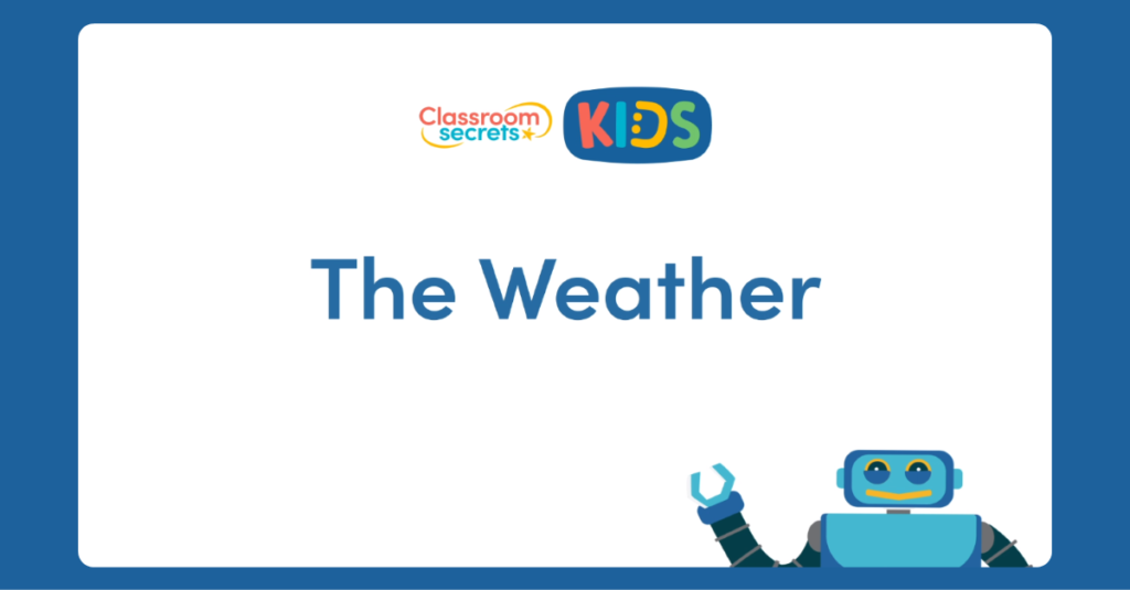 French The Weather Video Tutorial