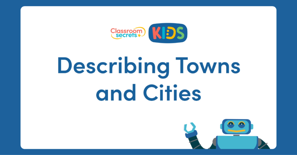 French Describing Towns and Cities Video Tutorial