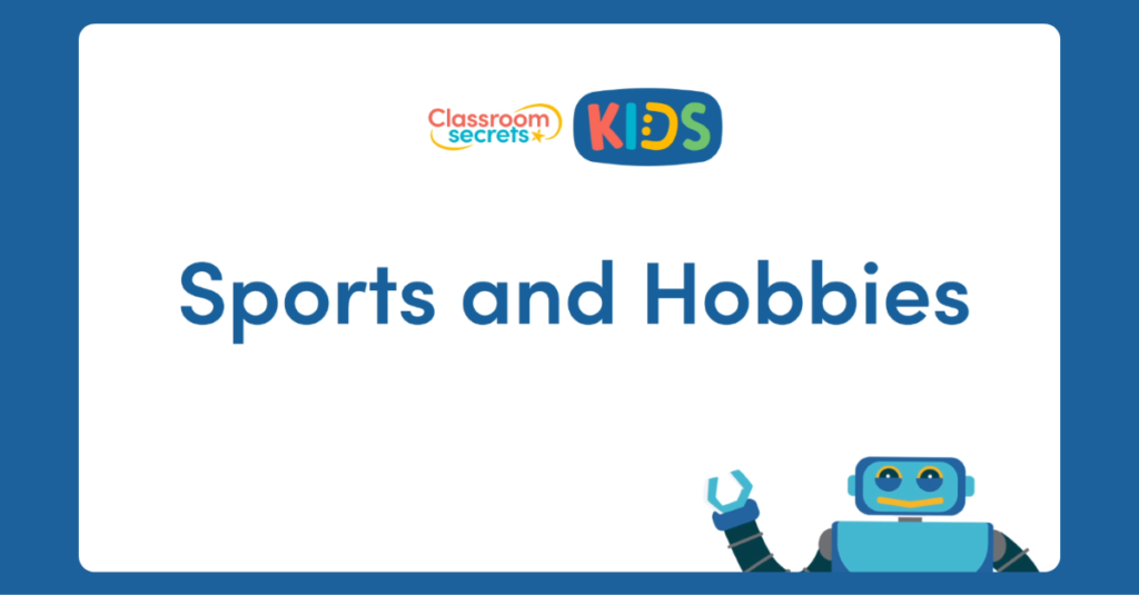 French Sports and Hobbies Video Tutorial