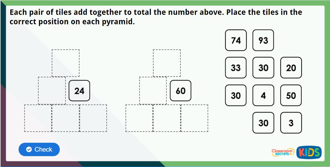 Interactive Challenge Activity